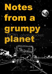 notes from a grumpy planet