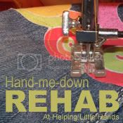 Hand-Me-Down Rehab